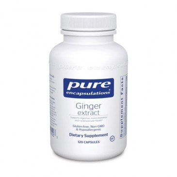 Ginger Extract 120 vcaps