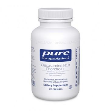 Glucosamine HCl Chondroitin 120 vcaps