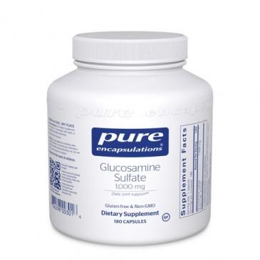 Glucosamine Sulfate 1,000 mg. 180 vcaps