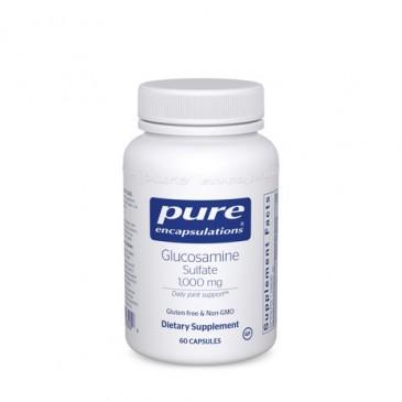 Glucosamine Sulfate 1,000 mg. 60 vcaps