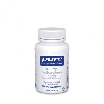 5-HTP (5-Hydroxytryptophan) 100 mg. 180 vcaps