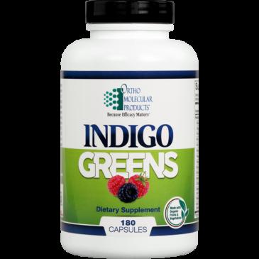Indigo Greens Capsules - 180 Count