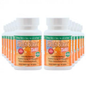 Pollen Burst Tabs - 60 Tablets (12 Pack)