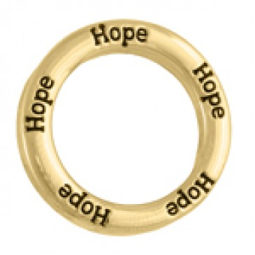 Hope Large Gold Frame