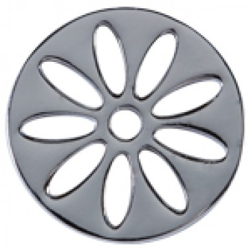 Medium Silver Sunflower Screen