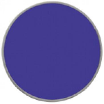 Medium Azure Enamel Coin