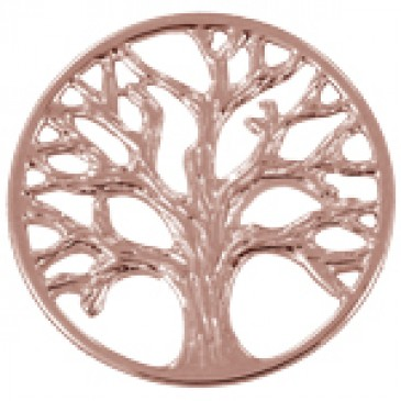 Large Rose Gold Tree Of Life Screen