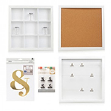 Wall Organization Kit