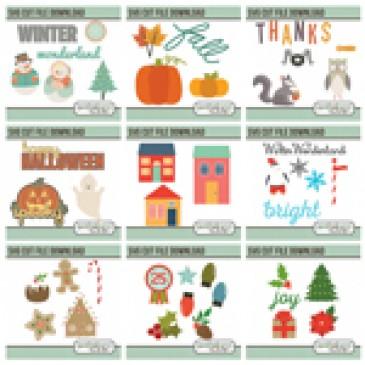 ANTHOLOGY November Digital Cut Files