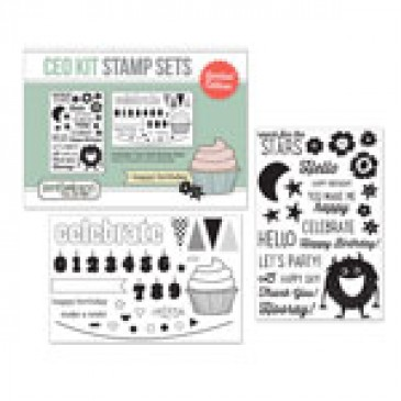 Anthology CEO Kit Stamp Sets