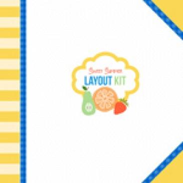 Sweet Summer Layout Kit