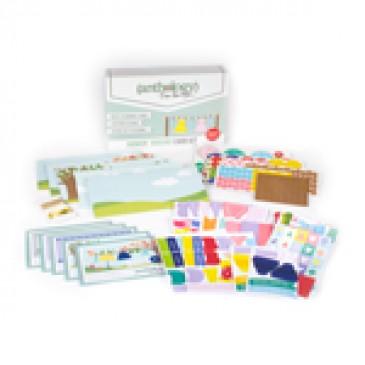 September Hangin` Around Card Kit
