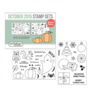 *50% OFF* October Stamp Set *SALE* WHILE SUPPLIES LAST