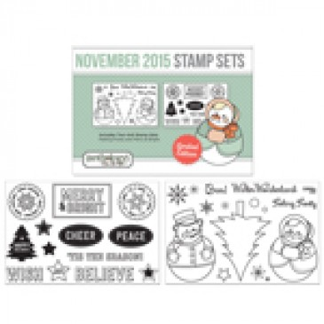 *50% OFF* November Stamp Set *SALE* WHILE SUPPLIES LAST
