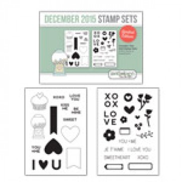 *50% OFF* December Stamp Set *SALE* WHILE SUPPLIES LAST
