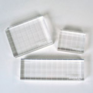 *50% OFF* ANTHOLOGY ACRYLIC BLOCKS, 3 piece set *SALE* WHILE SUPPLIES LAST