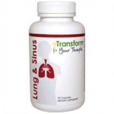 Transform Your Temple - Lung and Sinus