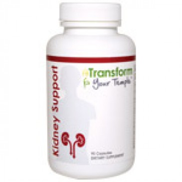 Transform Your Temple - Kidney Support