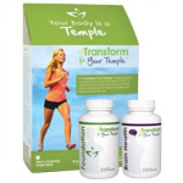 Transform Your Temple (Mens)