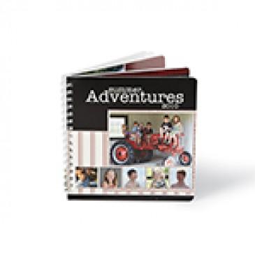 Heritage Makers Flip Book Sample