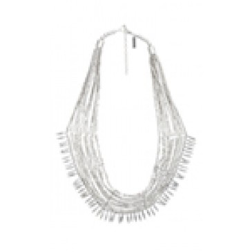 Silver Bohemian Dream Necklace