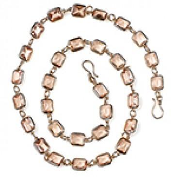 Coral Delicate Necklace