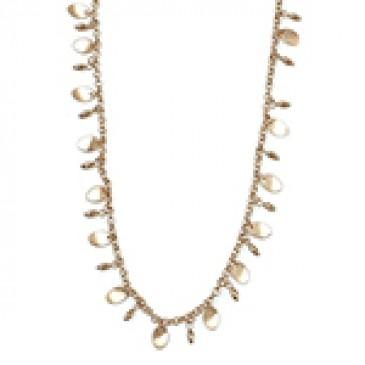 Petals of Gold Necklace