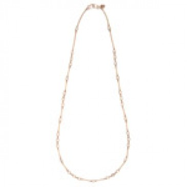 Victoria Rose Gold Necklace