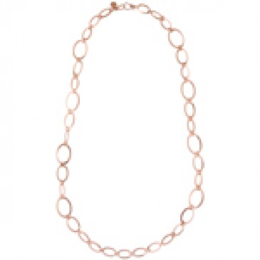 Julie Tuesday Rose Gold Necklace
