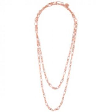 Adrift Rose Gold Necklace