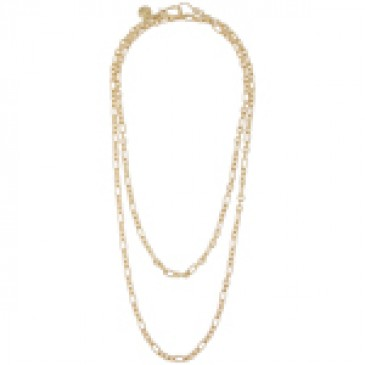 Adrift Gold Necklace