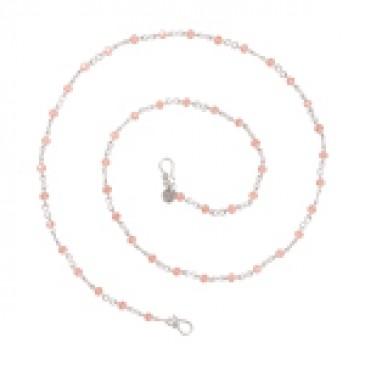 Infinity Blush Chain