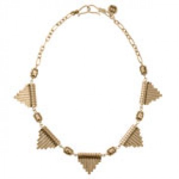 Evie Gold Necklace