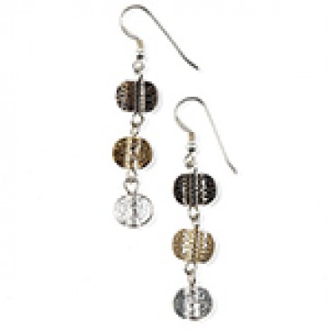 Trifection Earrings