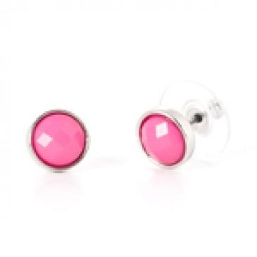 Amour Fuchsia Earrings