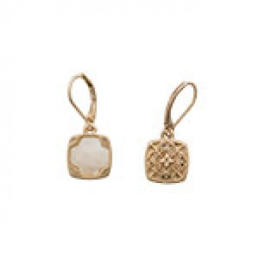 Fiona Earrings Gold