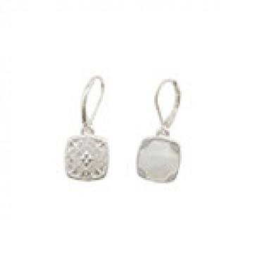 Fiona Earrings Silver