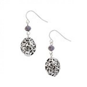 Felicity Silver Earrings