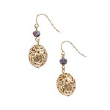 Felicity Gold Earrings