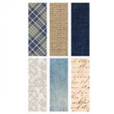 Fabric Rectangle Locket Backdrops