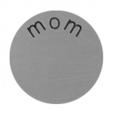 Mom Mini Silver Coin