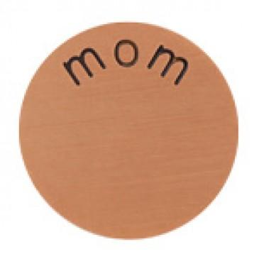 Mom Mini Rose Gold Coin