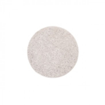 Medium Silver Diamond Dust Coin