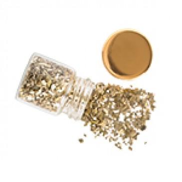 Locket Flecks Gold