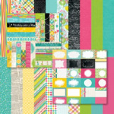 Party Brights Collection by Katie Pertiet