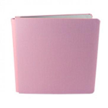 Bookcloth Album Coverset - Pink