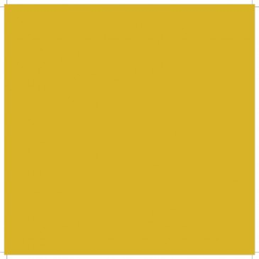 Gold Solid Color Cardstock