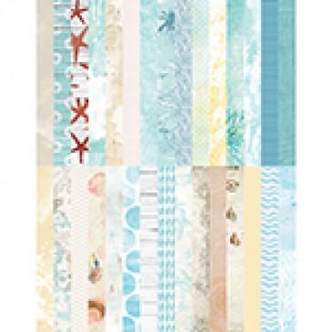 Pocket Sweet Summer Border Strips by Katie Pertiet - Set 30