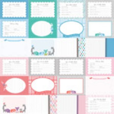 Little Ones Journal Cards