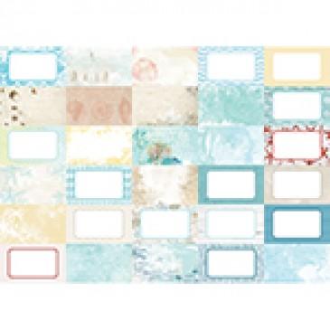 Pocket Sweet Summer Journal Cards by Katie Pertiet- Set 30